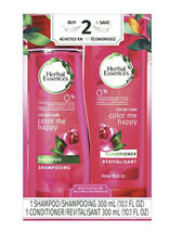 Herbal Essences Color Me Happy Hair Shampoo and Conditioner Dual Pack 20.2 FL OZ