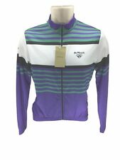 De Marchi Nizz Long Sleeve Thermal Cycling Jersey  Men's LS Med MSRP $149