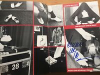 Herman van Veen signiert Musik Buch original signed autograph Autogramm