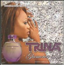 TRINA w/ LIL WAYNE Mannie Fresh Glamorest SAMPLER PROMO CD single SEALED 2005