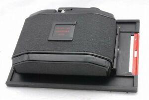 Horseman 10EXP/120 Roll Film Back Holder 6x7 for 4X5 *H070358