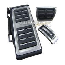 ORIGINALE PEDALI Pedalset Pedale Tappi + Poggiapiedi Nero Dsg automatico per VW