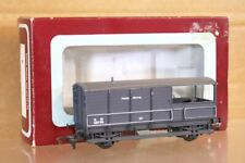 DAPOL B117 GW GWR GREY TOAD BRAKE VAN WAGON 68796 PARK ROYAL BOXED ns