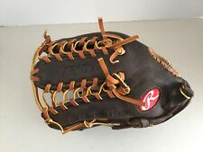 "RAWLINGS PLAYER PREFERRED ELITE PPE1225TBR 12 1/4"" LHT IN EUC"