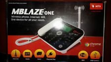 MBLAZE ONE WIRELESS CDMA FWP WIFI EVDO CDMA LANDLINE PHONE-UNLOCKED ALL CDMA SIM