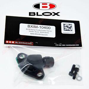 Blox Racing TPS Throttle Position Sensor for Honda B/D/H/F Series Engine
