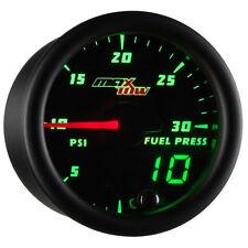 MaxTow 52mm Double Vision 30psi Diesel Fuel Pressure Gauge Sensor  MT-DV11-30