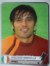 Panini 346 Vincenzo Montella AS Roma Champions Europe 1955-2005