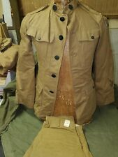 WWI US Army 80th Division Summer Tunic and Trousers