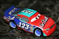 "DISNEY PIXAR CARS 3 ""#123 TODD MARCUS...A.K.A. NO STALL""  LOOSE, SHIP WW"