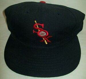1932 CHICAGO WHITE SOX ROMAN HAT COOPERSTOWN COLLECTION 6.3/4 SIZE RARE