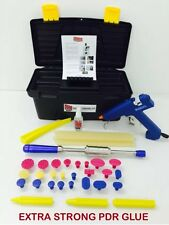1,2 kg Pro diapositiva Martillo Pegamento Extractor Kit Extra fuerte pegamento pega-PDR Dent Herramientas