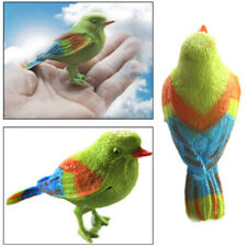 Singing Voice-activated Bird Toy Chirping Kids Gift Lovely Simulated Control