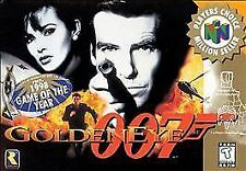 Goldeneye 007 Nintendo 64 N64 Tested Guaranteed FPS James Bond - SUPER FAST SHIP