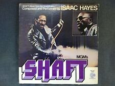 Isaac Hayes - Shaft Soundtrack - Gatefold Original Vinyl LP Record Album VG+/VG