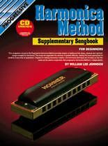 PROGRESSIVE HARMONICA METHOD SUPP SONGBOOK + CD