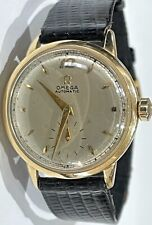 Omega Automatic 14 Gold Filled Cal. 342 Bumper Wind