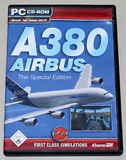 AIRBUS A380 - THE SPECIAL EDITION - FÜR MICRFOSOFT FLIGHT SIMULATOR 2004 FSX