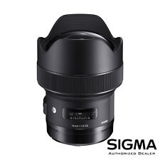 Sigma 14mm f/1.8 DG HSM ART Lens for Canon *OPEN BOX* ***USA AUTHORIZED***