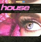 NEW House: The Vocal Session 2012 (Audio CD)