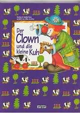 Kinderbuch - NEU - Der Clown und die kleine Kuh