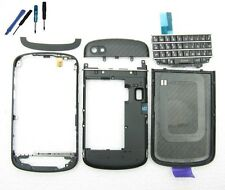 Replacement Full Housing Keypad Cover & Frame for Blackberry Q10 Black+tools