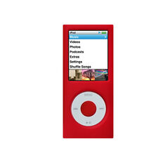 Geniune Apple iPod Nano 5th Generation 16GB Limited RED *VGC!* + Warranty!
