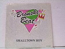 "BRONSKI BEAT ""SMALLTOWN BOY / MEMORIES""  45w/PS MINT"