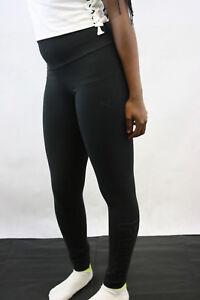 Puma Womens ATHLETIC LEGGINGS WITH PUMA BLACK 851128-01