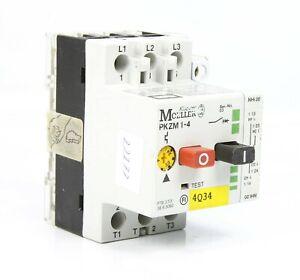 KLÖCKNER-MOELLER PKMZ 1-25 25A Motorschutzschalter Leitungsschutz FI-Schalter