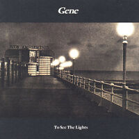 Gene - To See the Lights / POLYDOR RECORDS CD 1996