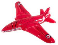 RAF INFLATABLE RED ARROW TOY PLANE BRAND NEW