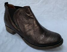 Clarks Colindale Oak Black Ankle BOOTS Ladies Size 7/41