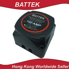 Voltage Sensitive Relay Smart Battery Isolator 12V 140A Dual Sense Caravan Solar