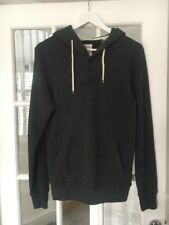 Scotch & Soda Home Alone Dark Grey Men's Hoodie Jumper Size S Brand New RRP £85