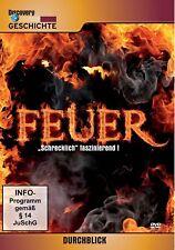 DVD NEU/OVP - Feuer - Schrecklich faszinierend - Discovery Geschichte
