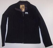 Helly Hansen W Max Bonded Jacket Womens Black SZ M/M~Coat New