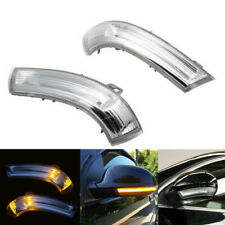 Left Right Wing Mirror Indicator Light Fit For VW Golf MK5 Passat B6 Jetta III
