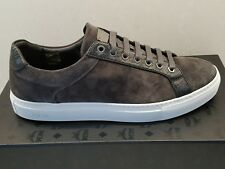 NEW Men's MCM Low Top Sneakers - Gray  Size 9