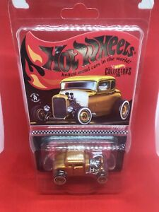 2021 Hot Wheels RLC Exclusive HWC Special Edition '32 Ford - NEW IN PROTECTOR