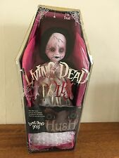 Living Dead Dolls - Hush - Series 6 - Open and Complete - Mezco