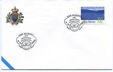 1993-09-04 San Marino Rimini 150°anniversario del bagni di mare ANNULLO SPECIALE