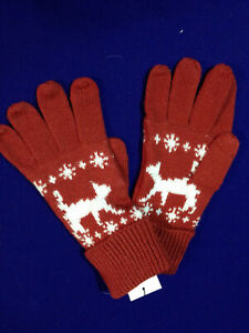 Vera Bradley HOLIDAY CATS  Gloves NEW