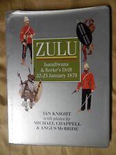 ZULU - ISANDLWANA AND RORKE'S DRIFT - IAN KNIGHT - EN ANGLAIS