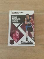 2019-20 Panini NBA Chronicles Kevin Love