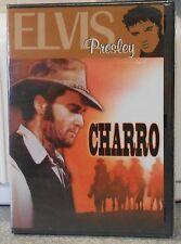 Charro (DVD, 2001) RARE ELVIS PRESLEY 1969 WESTERN BRAND NEW