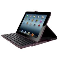 Targus Versavu Keyboard & Case for iPad Air (5th Gen) Black Cherry Bluetooth New