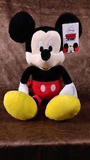 Disney Mickey Mouse Backpack Adjustable Plush Doll Bag