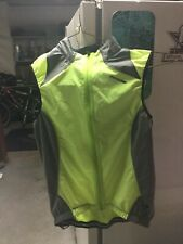 SPECIALIZED FormFit Deflect Full Zip Sleeveless Bike CYCLING Vest  Size Sm
