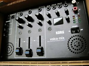 Korg Volca Mix - 4 Channel Analogue Mixer